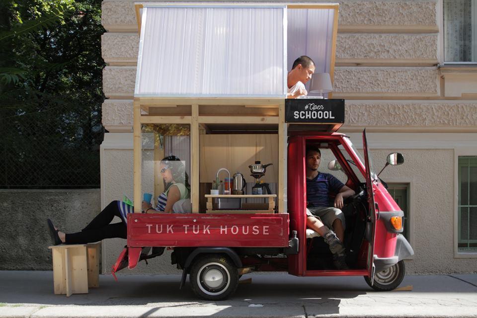 #tuktukhouse