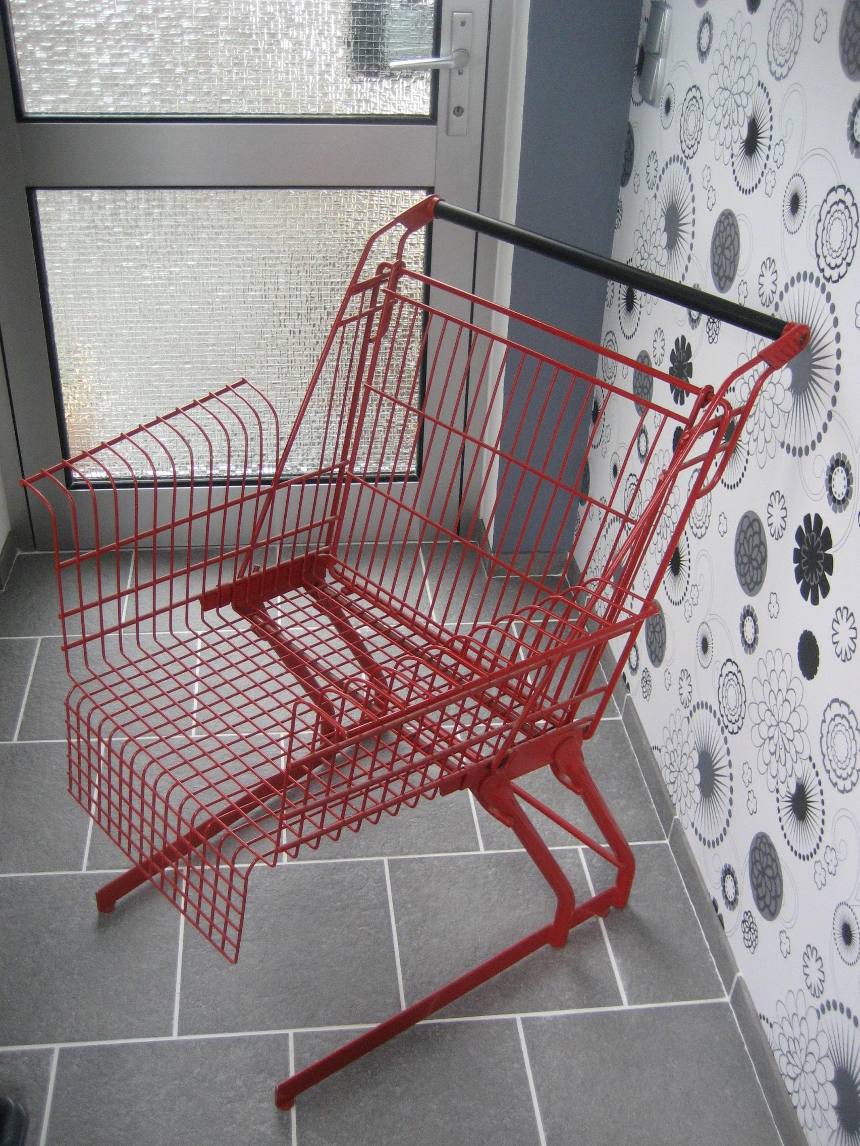 Einkaufswagenstuhl