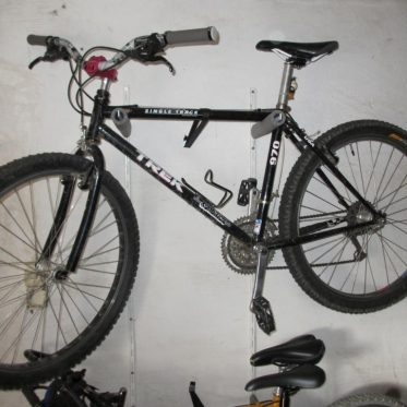 wandhalter Fahrrad