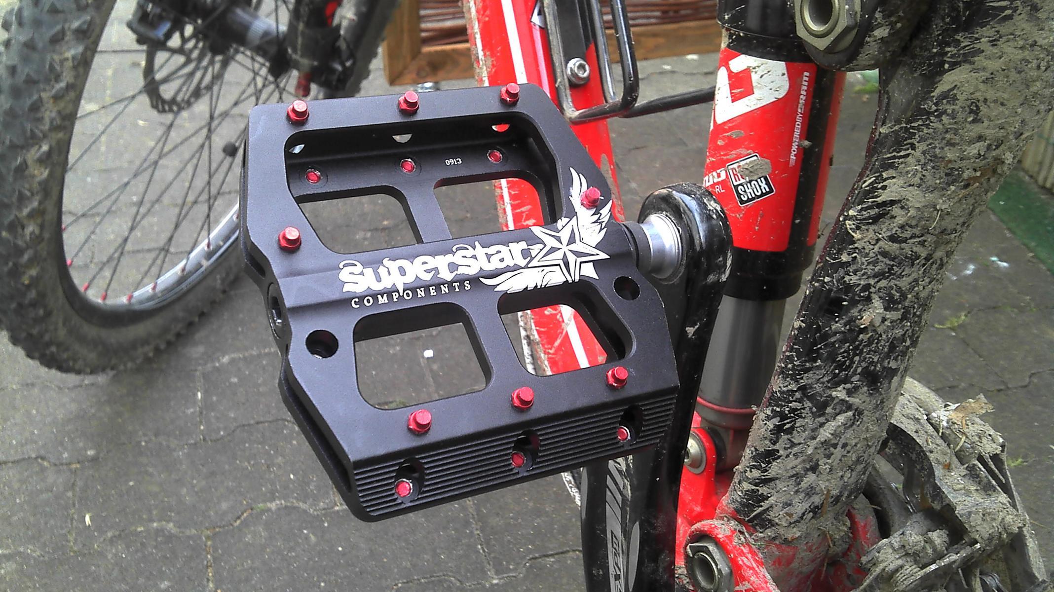 superstar pedale