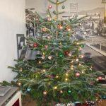 Am Weihnachtsbaum…