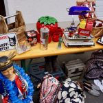 DIY, minimieren und ein Hofflohmarkt
