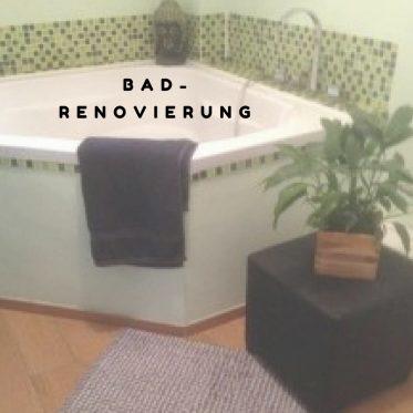 Bad Renovierung
