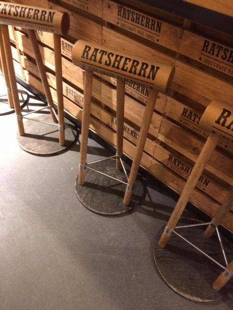 Re blogger treffen und tipps f r den n chsten hamburg for Barhocker hamburg