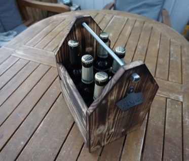 Bierträger Flaschenöffner