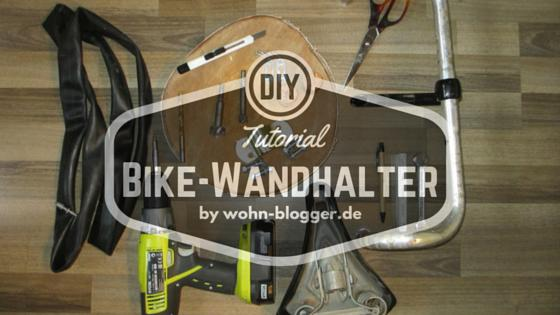 fahrrad wandhalter archive wohn blogger. Black Bedroom Furniture Sets. Home Design Ideas