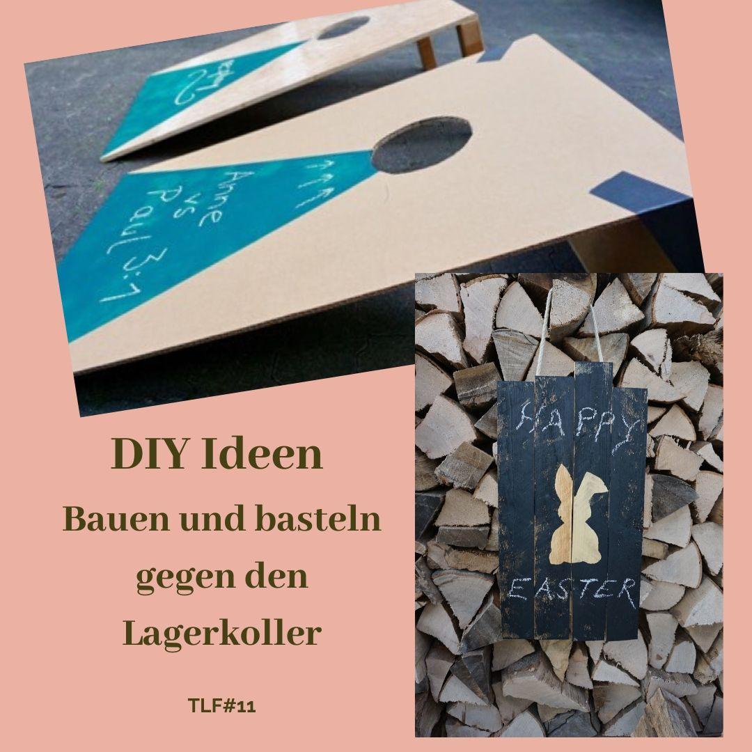 DIY Ideen Corona Langeweile