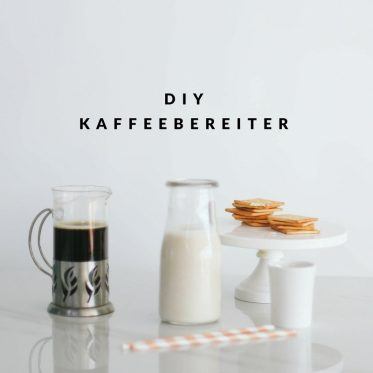 DIY Kaffeebereiter