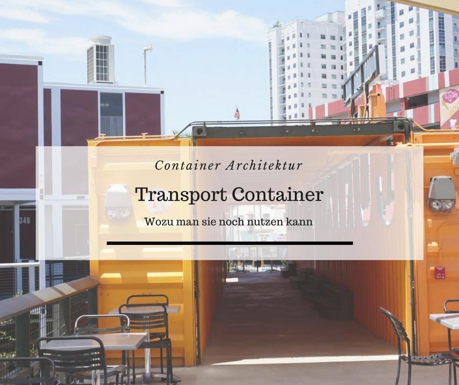 Wohnideen Container wohnideen archive wohn
