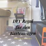 DIY-Obst-und Gemüseregal für den Kastenwagen-Camper