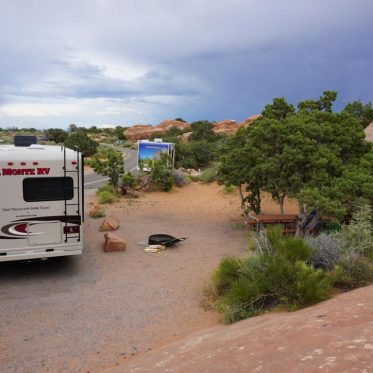 Dead Horse State Park RV