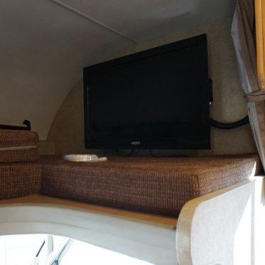 TV Wohnmobil