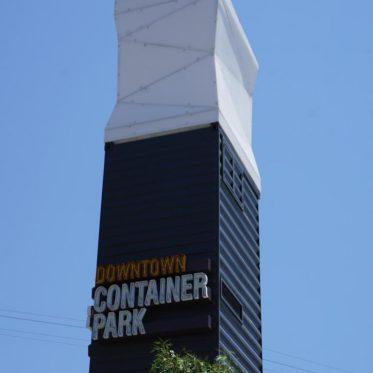 Las Vegas container