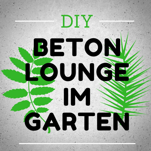 Garten DIY Idee