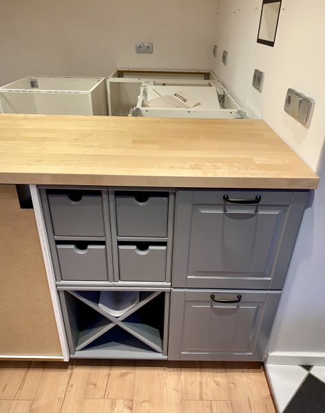 Arbeitsplatte Küche Ikea