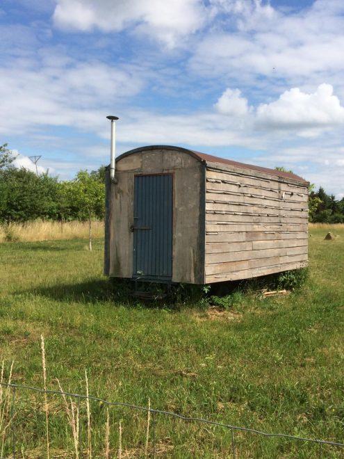 Bauwagen Tiny House