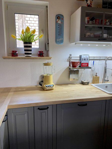 Küche Arbeitsplatte