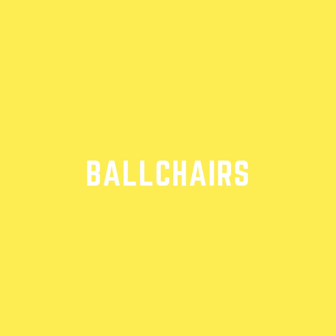 ballchairs
