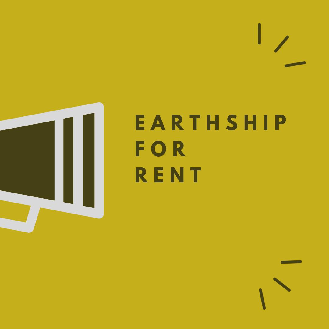 earthship zum mieten
