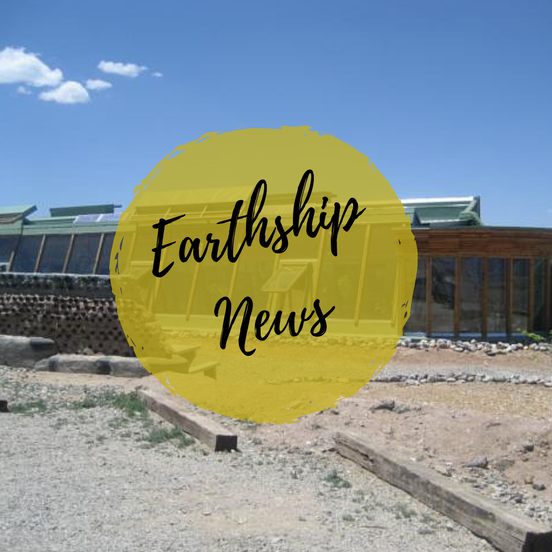 earthship news