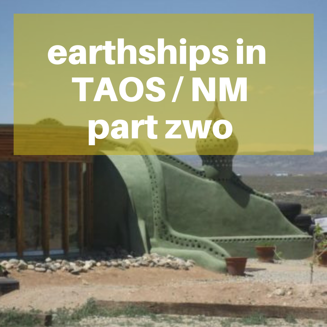 earthships Taos