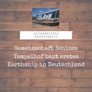earthship tempelhof
