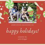 Schöne Weihnachten und happy holidays