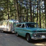Vintage Camper als Einstimmung auf den Caravan Salon in D-dorf