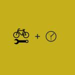 Uhr aus Fahrradfelge