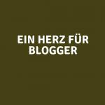 Heute ist Blogger-Liebhab-Tag