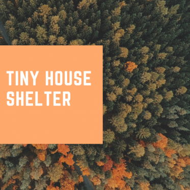 tiny house shelter