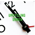 upcycling uhren – stuff made from stuff…