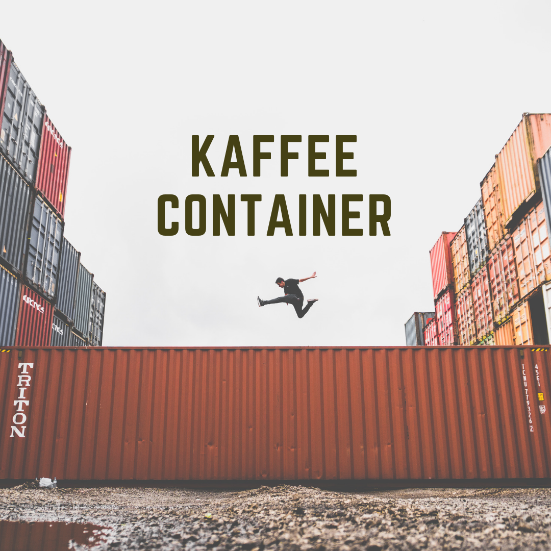 Kaffee container